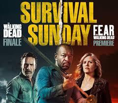 Survival Sunday: The Walking Dead & Fear the Walking Dead' Exclusive Fan  Event in U.S. Cinemas On April 15 Only - Celluloid Junkie