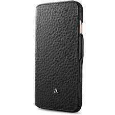 iphone leather case. agenda mg iphone 7 plus \u0026 8 leather case - vajacases iphone