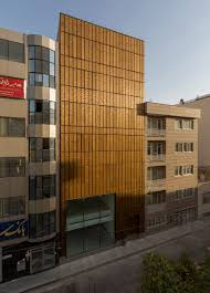 R Office Block On Tehran Iran By LP2 Architecture Studio