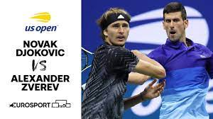 Novak Djokovic v Alexander Zverev | 2021 US Open Highlights - Semi-final |  Tennis