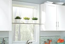 kitchen window shelf kitchen window shelves kitchen window display shelf my home my style kitchen window shelf diy
