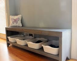 Diy Entryway Bench With Coat Rack Amazing The Best 32 DIY Entryway Bench Projects To Get Rid Of All The Front