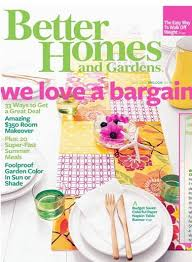 better homes and gardens magazine subscription. FREE Better Homes And Gardens Magazine 1 Year Subscription
