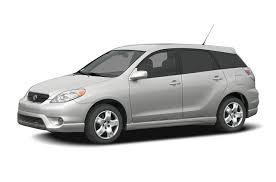 2007 Toyota Matrix Information