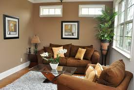 colors for living room walls. wall colors for small rooms to increase precious atmosphere: brown living room walls i
