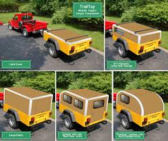 in the examples above the hard cover the rtt platform gear storage and the cargo utility use straight rails and 90 degree corners