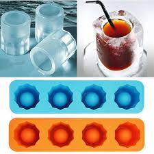 2019 hot ice cube tray mold makes shot glasses ice mould novelty gifts ice tray summer drinking tool color random from willbebetter 4 33 dhgate