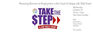 Unique Job Skills Removing Barriers To Employment Goal Of Job Skills Event