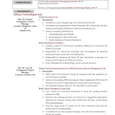 Management Consultant Resume Mckinsey Mckinsey Resume Sample