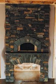 brick oven in kitchen by tbo