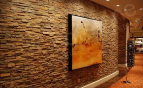 9 interior rock wall panels faux stone