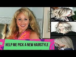 How To Pick A New Hairstyle help me pick a hairstyle youtube 6163 by stevesalt.us