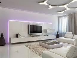 Modern interiors  interior LED lights: ...