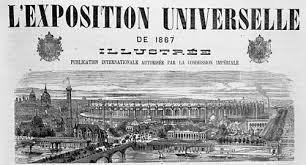 「Exposition Universelle de Paris 1867, Expo 1867」の画像検索結果