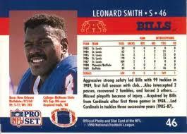Leonard Smith Gallery | Trading Card Database