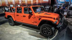 2020 Jeep Gladiator pickup truck's full specs and photos revealed ...