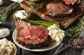 prime rib roast dinner. Plain Dinner Roast Prime Rib Of Beef With Dinner U