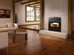 fp10 lafayette high efficiency wood fireplace by valcourt