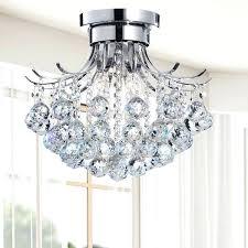 chrome crystal chandelier indoor 3 light chrome crystal chandelier modern 10 light chrome and crystal chandelier