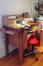 Used Watchmakers Bench 350 New York Upper East Side Watchmaker Bench For Sale