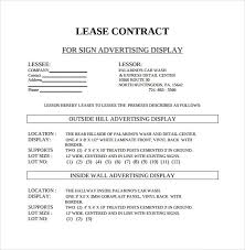 Newspaper Advertising Contract Template Sample Advertising Contract Template Magazine Advertising