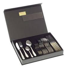 <b>Набор столовых приборов HERDMAR</b> Renascenca Gold 6 персон ...