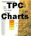Actual Tactical Pilotage Chart Legend 2019