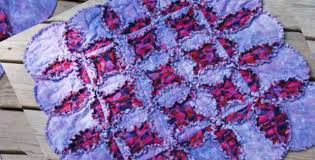 New And Exciting Cathedral Window Rag Quilt – Quilting Cubby & New And Exciting Cathedral Window Rag Quilt Adamdwight.com