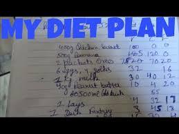 Calorie Diet Chart Lg 23 3500 Calorie Diet Plan Exercise Order Training Plan
