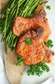 air fryer pork chops quick easy