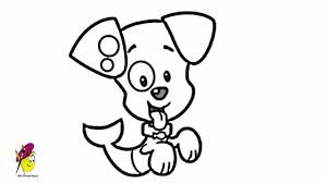 Small Picture Puppy bubble guppies How to draw Puppy from Bubble Guppies YouTube