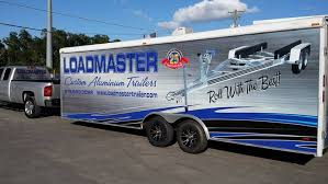 home loadmaster trailers roll the best