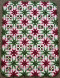 33 best Double wedding ring quilts images on Pinterest | Baby ... & Double wedding ring quilt from Jennifer Chiaverini's Elm Creek mystery  series Adamdwight.com