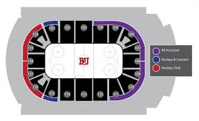 Commonwealth Stadium Seating Chart Suite Locations Agganis Arena