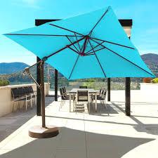 cantilever patio umbrella 11 ft with base costco