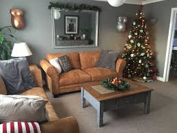Image result for gray colors that go with light brown furniture