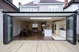 folding patio doors. Attractive Bi Folding Patio Doors Fold Lighthouse Garage  House Design Inspiration Folding Patio Doors