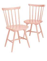 Dinton Coral Chairs MS - Marks and spencer dining room chairs
