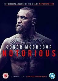 Conor McGregor: Notorious - Documentaire (2017) - SensCritique