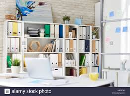 designer office space. Modren Office Background Image Designer Office Space With Bookcase And Desk With Designer Office Space T