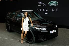 James Bond Spectre Movie Film Land Rover Range Sport SVR  3