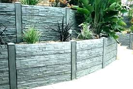 building a cinder block retaining wall concrete block wall designs retaining wall ideas landscape wall how