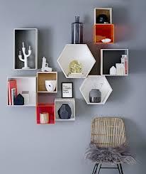 ... Bloomingville box shelf ...