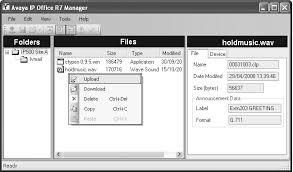 Ip Office Release 7.0