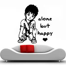 alone but happy hd wallpaper and es free daungy