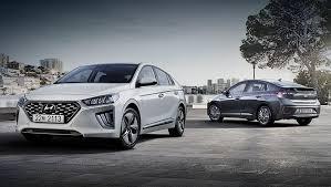 Гибриды <b>Hyundai</b> Ioniq претерпели скромное обновление ...