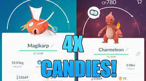 Pokemon GO - HOW TO EARN 4X BUDDY POKEMON CANDY! - YouTube