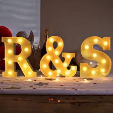 letter lighting. Carnival Letter Lights Lighting S