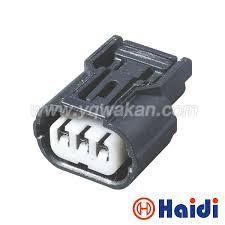 products auto connector wire harness connector wire connector 3 pin female genuine oem honda turn socket connector harness repair kit civic element cr