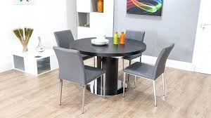 full size of contemporary extending glass dining tables oval table round dark wood white or grey